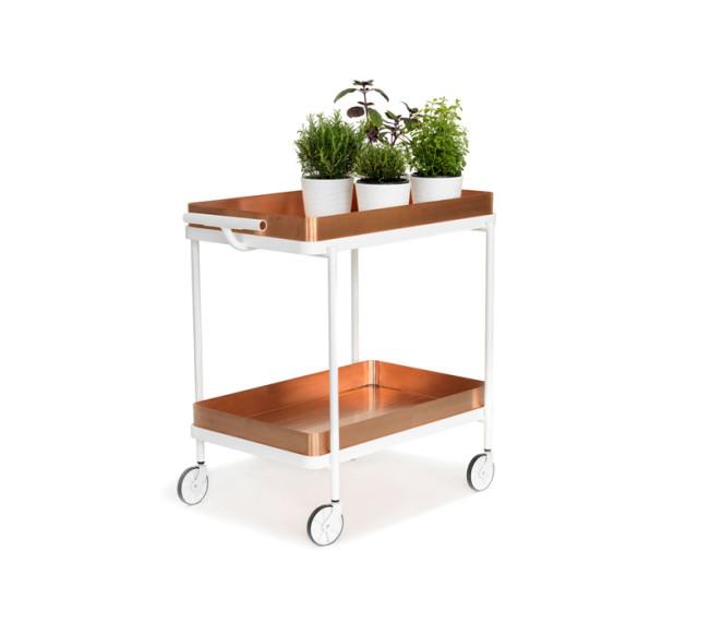 Exo-trolley serveringsvagn
