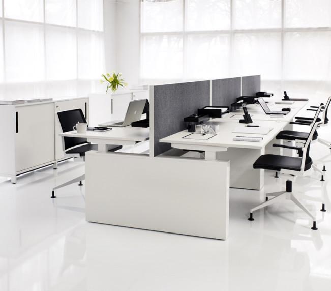 Nomono arbetsbord och förvaring