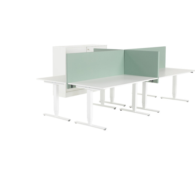 VX arbetsbord och förvaring