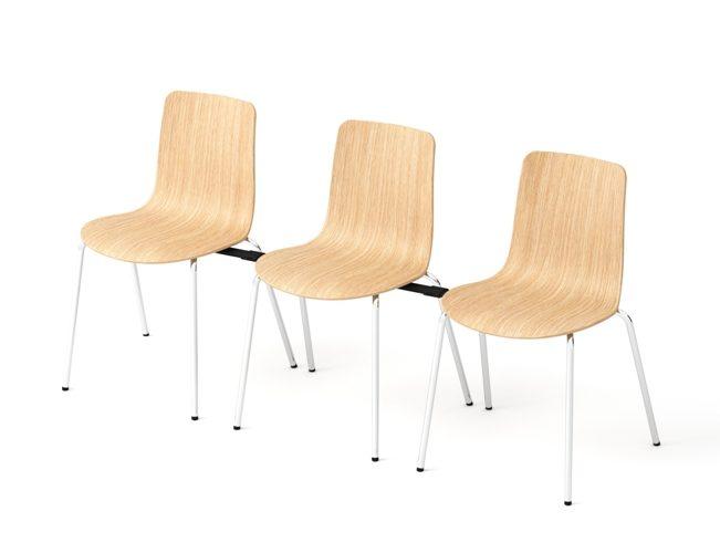 Base stol faner kopplad