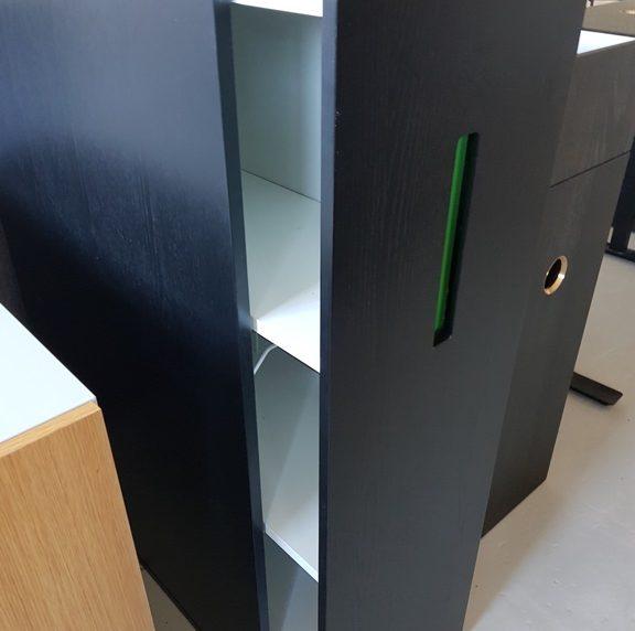 Nomono sidof 3xA4 svart ek grön