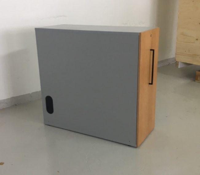 vx sidoförv 2a4 grå ek