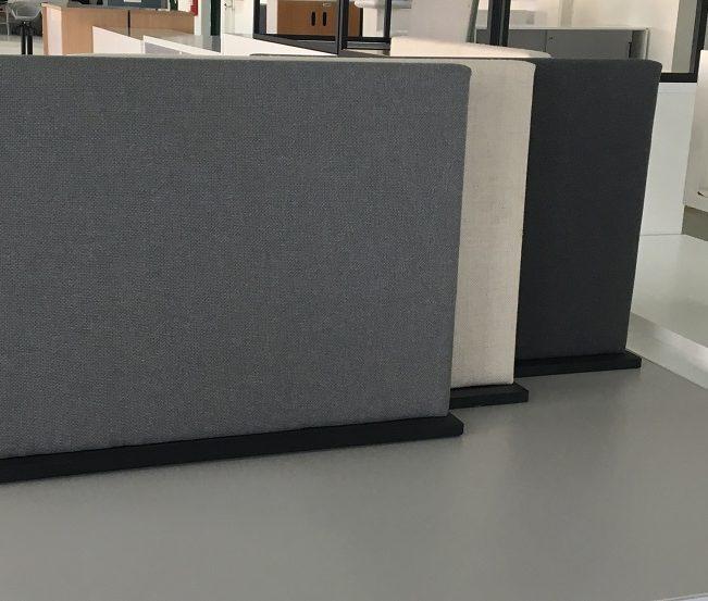 VX fristående bordsskärm