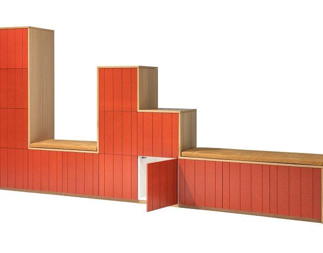 Stripe personal storageU-1386
